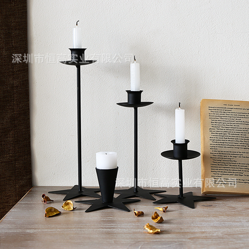 Amazing Candlelight Base for Decorating Your Table at Romantic Dinner Celebrations