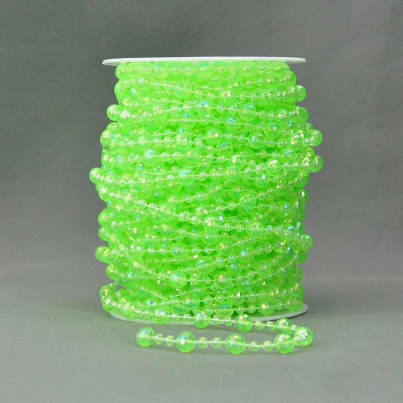 Glowing DIY Apparel Accessories Bead String for Finer Details