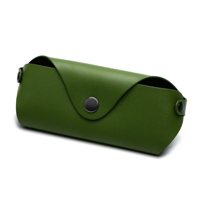 Magnet Buckle Eyeglasses Pouch