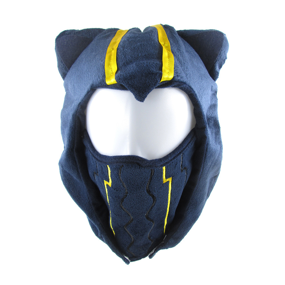 Adorable Cat Ears Mask Hat for Cosplay Events