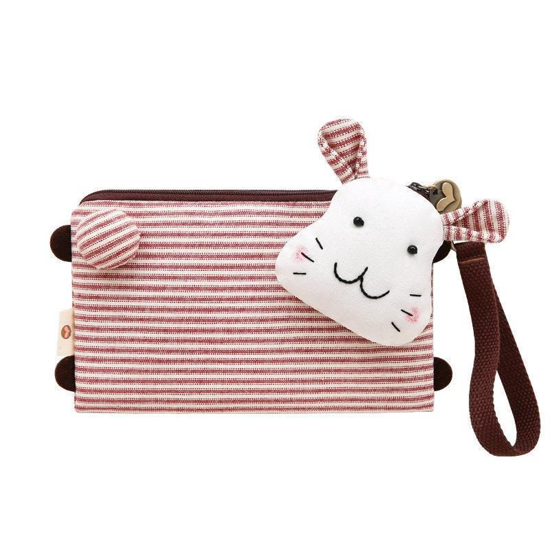 Retro Bunny Mobile Phone Bag