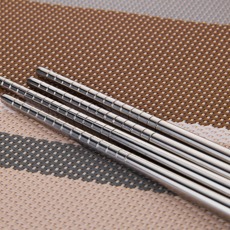 Long Stainless Steel Chopsticks for Cooking