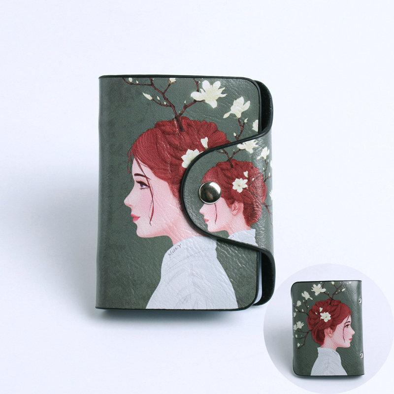 Creative Characters Card Holder