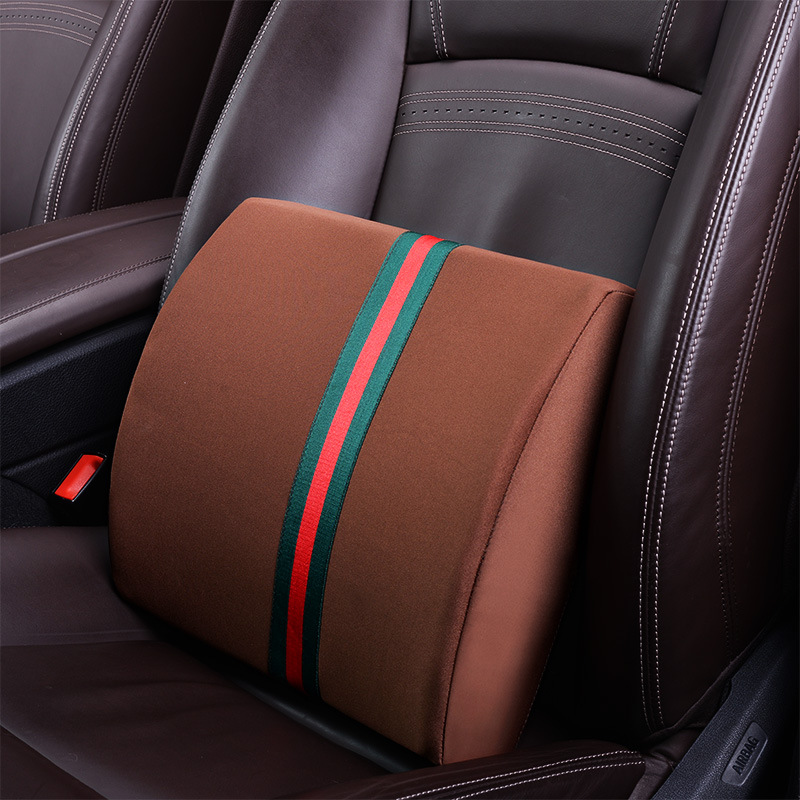 Ergonomic Car Pillow for Spine and Neck Comfort