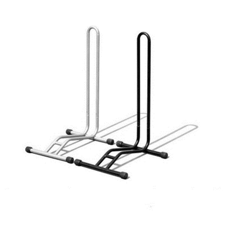 Unbreakable Metal Bicycle Stand for Outdoor Parking