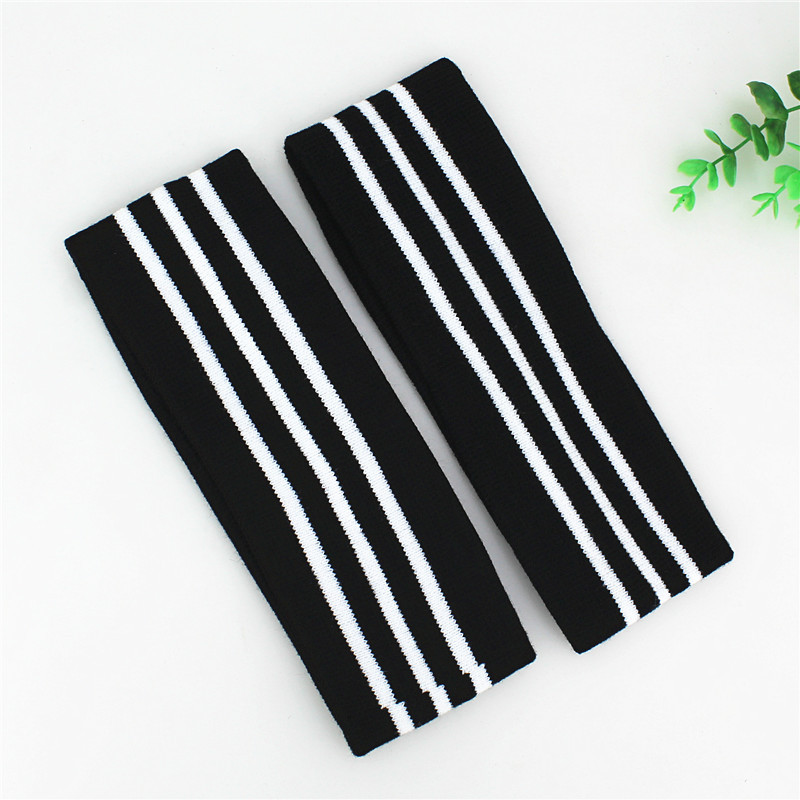 Wide Statement Elastic Headbands for Keeping Hair Neat