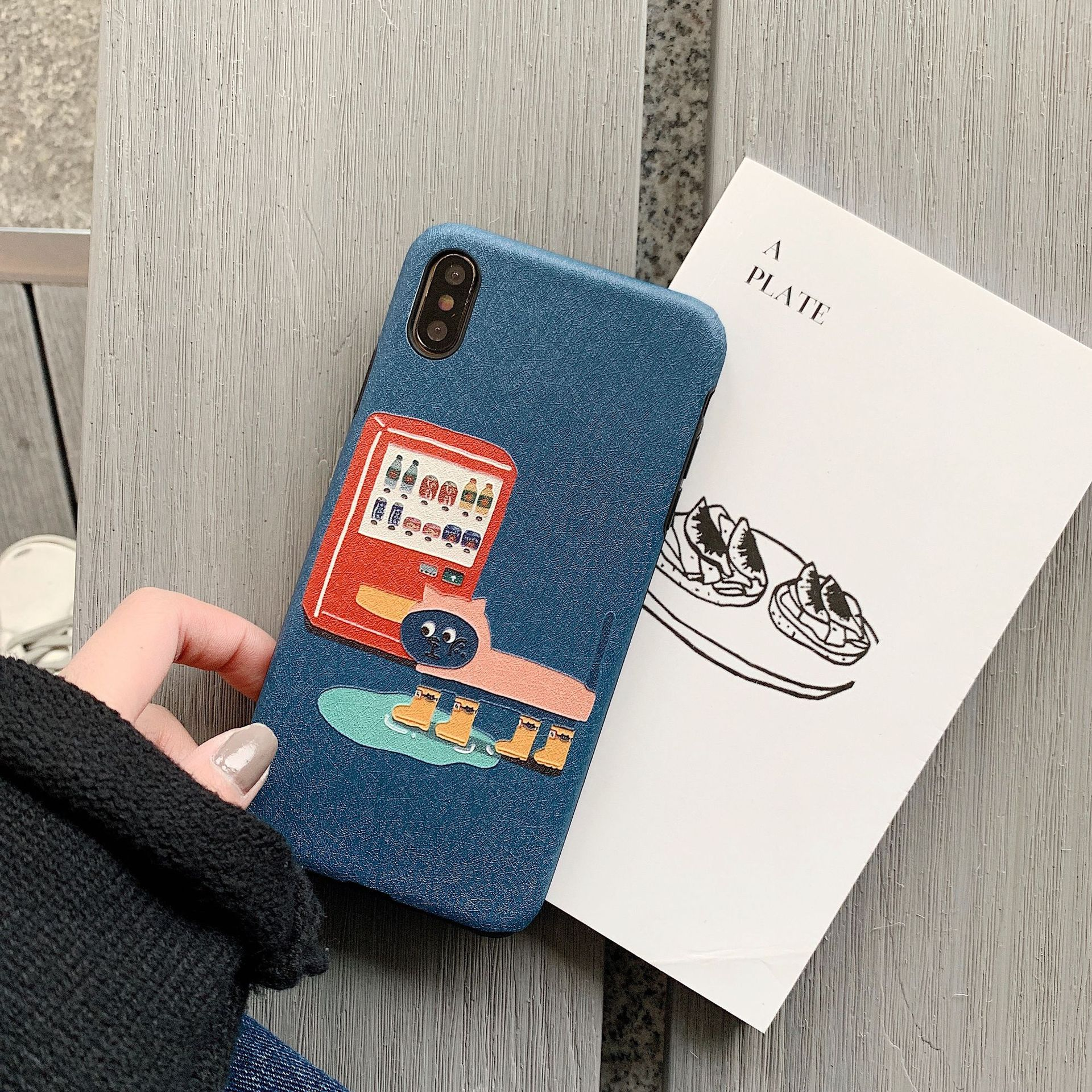 Pets on Crave iPhone Case