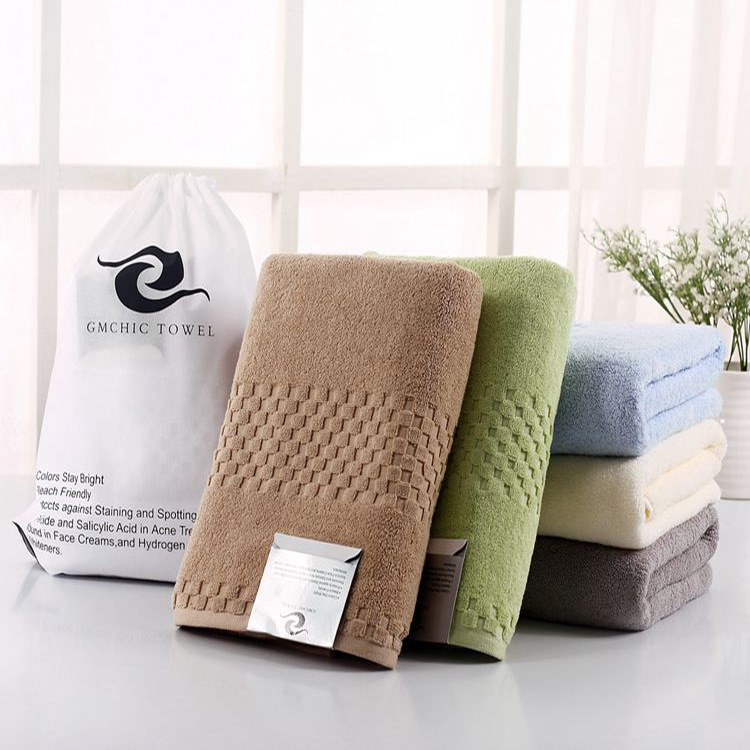 Soft Cotton Bath Towel for Small Item Christmas Gifts