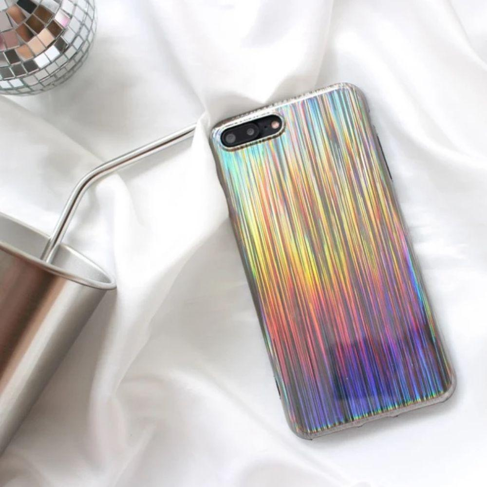 Colorful Laser iPhone Case