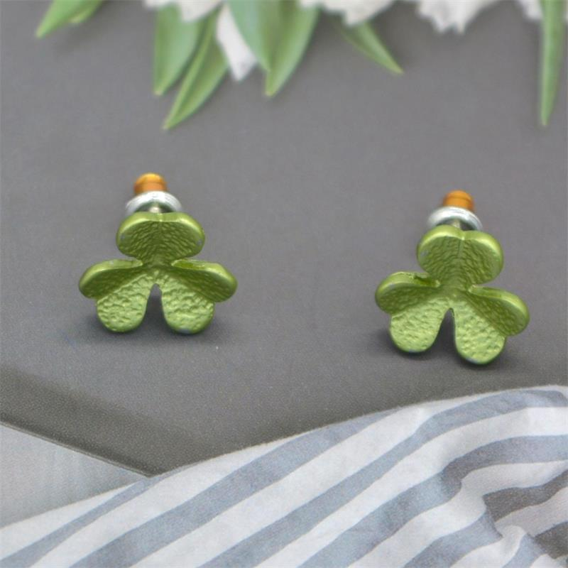 Casual Clover Earrings for Women