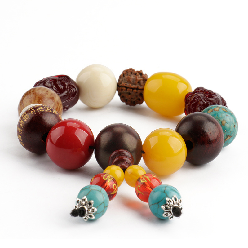Decorative Wood Beads for Car Decoration