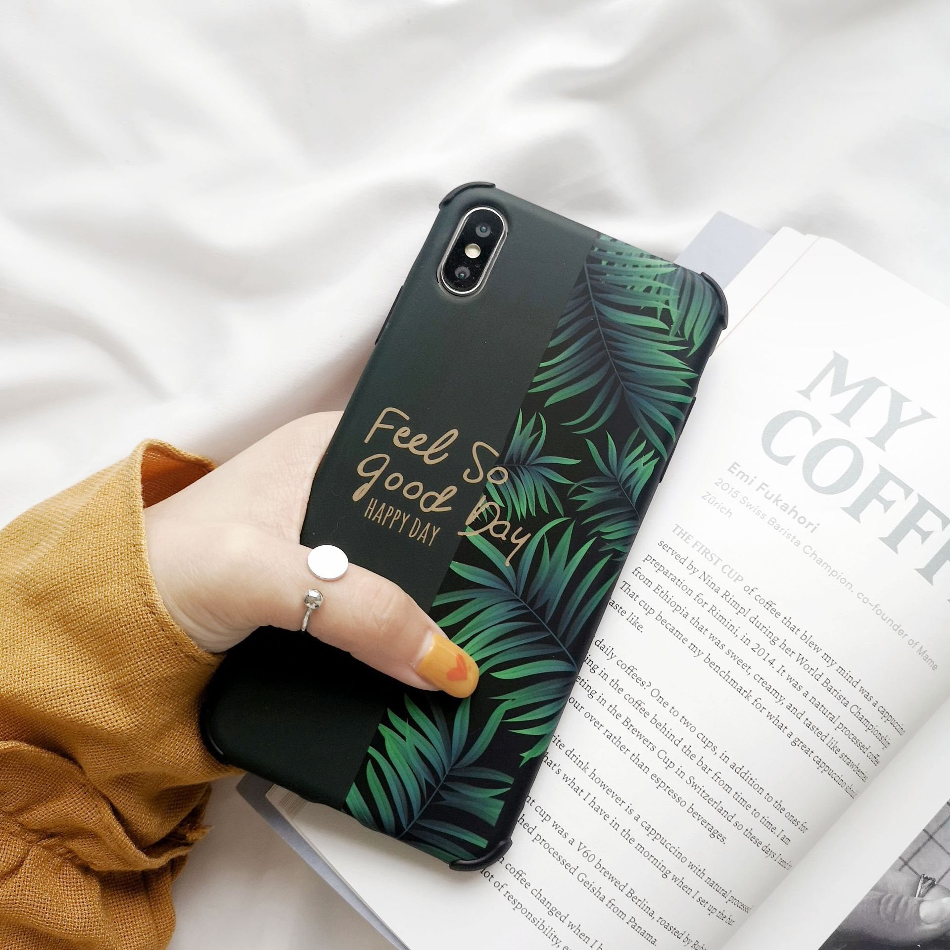 Good Day Ahead  iPhone Case