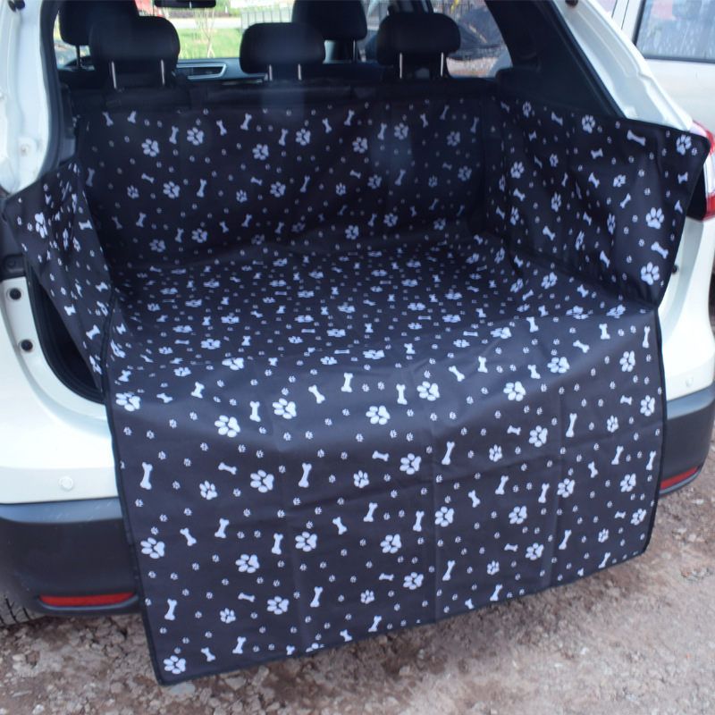Comfy Dog Car Mat for Taking Your Pets on the Road