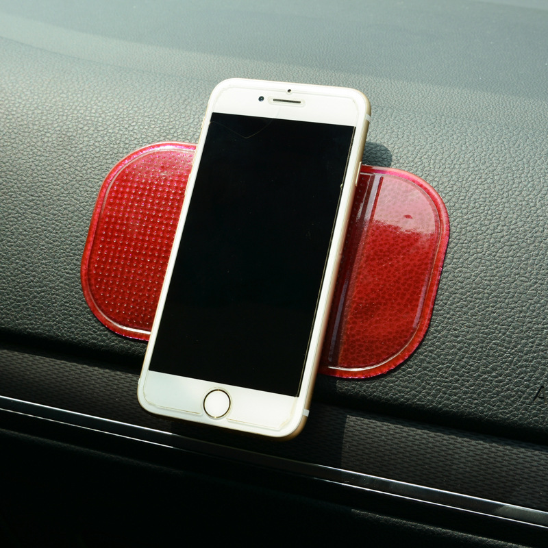 Useful Anti-Slip Mat Car Accessory for Holding Mobile Phone While Driving