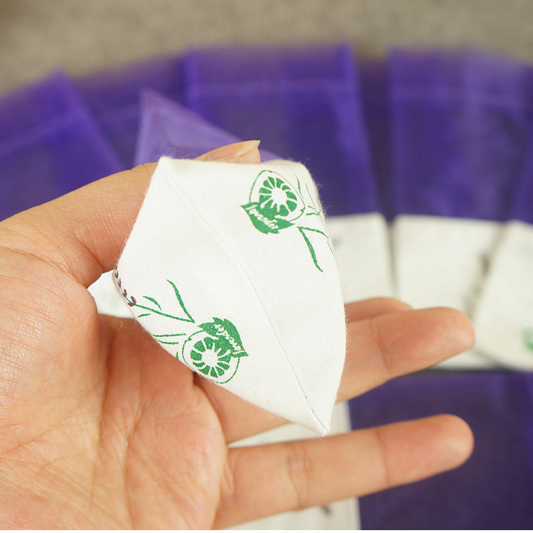 Cloth Mesh Drawstring Pouch Bag for Gift Cover