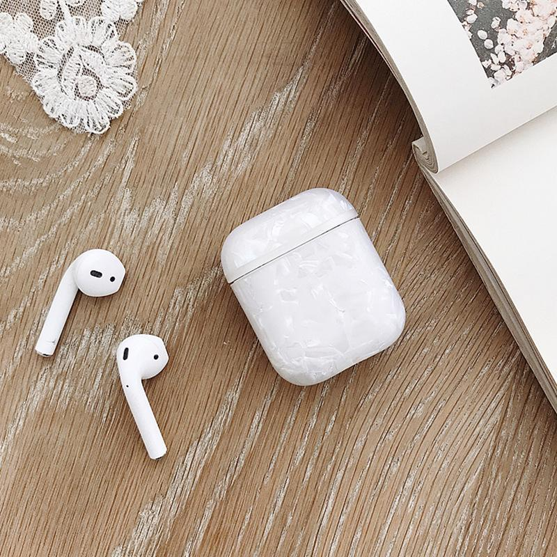Colored Shell AirPods Case