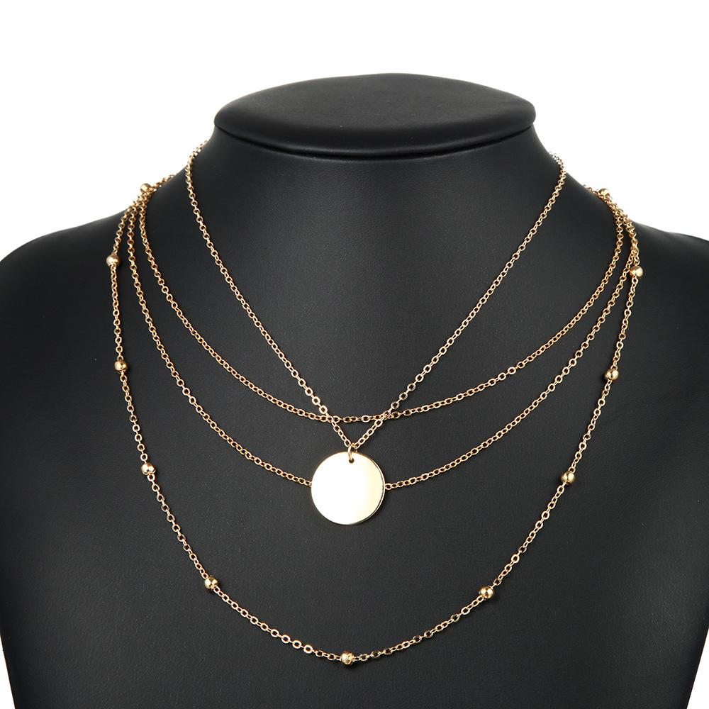 Muriel Multi Layered Necklace