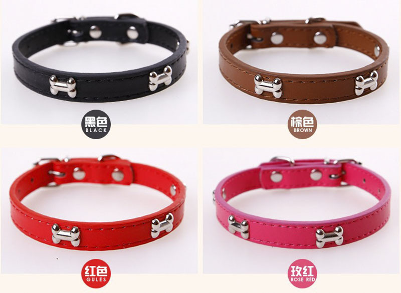 Classic Stainless Steel Pet Collar for Pet Lover