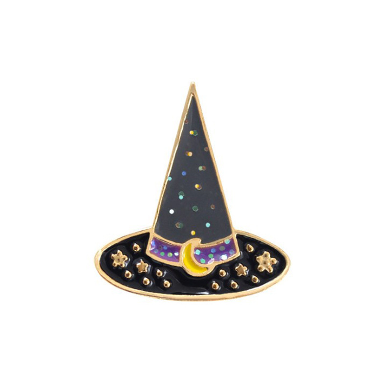 Mischievous Witchcraft Mayhem Pins for Mystical Beings