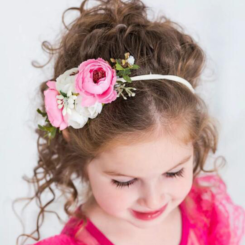 Dreamy Flower Hair Clip for Weddings and Photoshoots