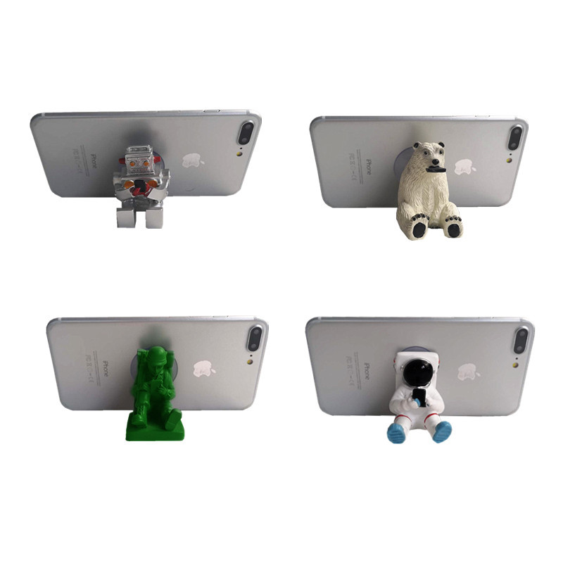 Multipurpose Mobile Phone Holder with Suction Cup for Simple and Functional Gifts