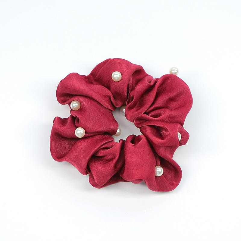 Baby Pearl Scrunchie