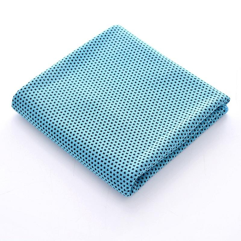 Double Layer Ice Cold Towels for Working Out at Home