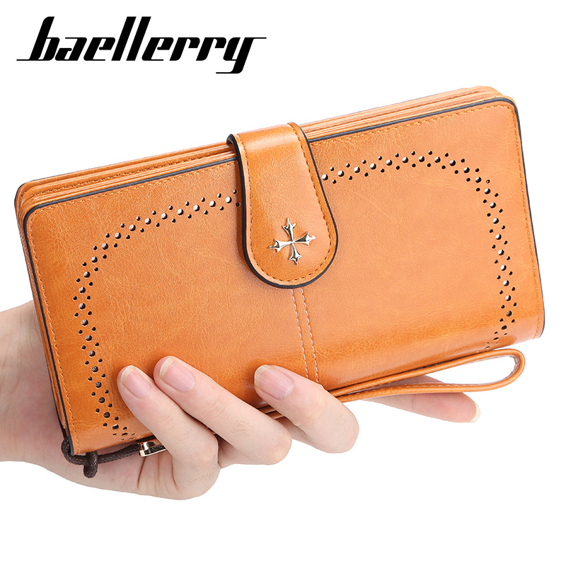 Prime and Stylish Clutch Wallet for Ladies' Bag Well Organization