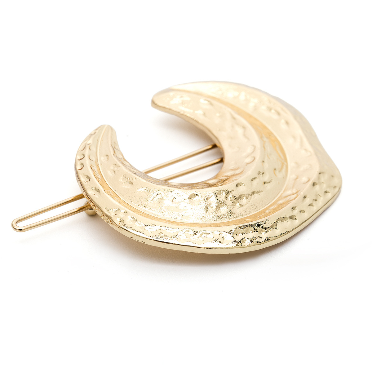 Eye-Catching Alloy Hair Clip for Posh Look