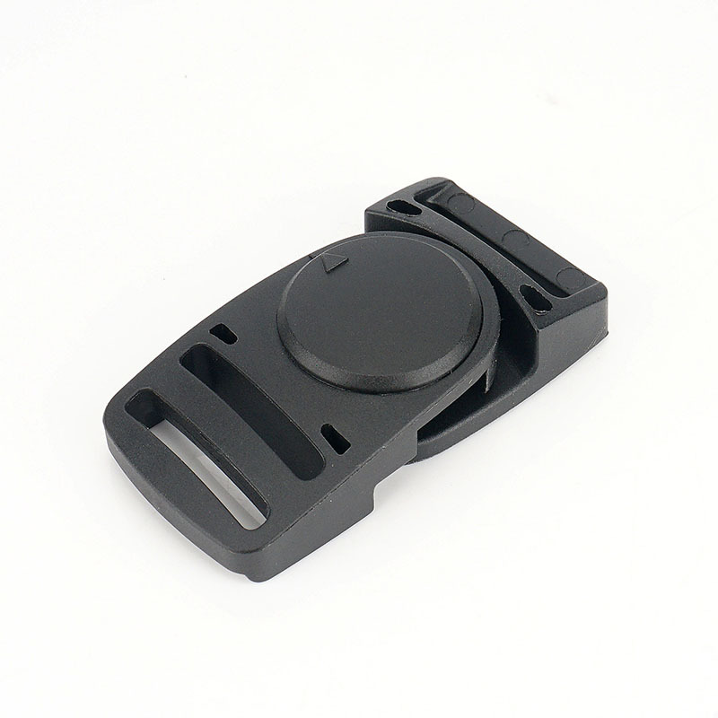 Functional Magnetic Buckle Clamp for Helmets