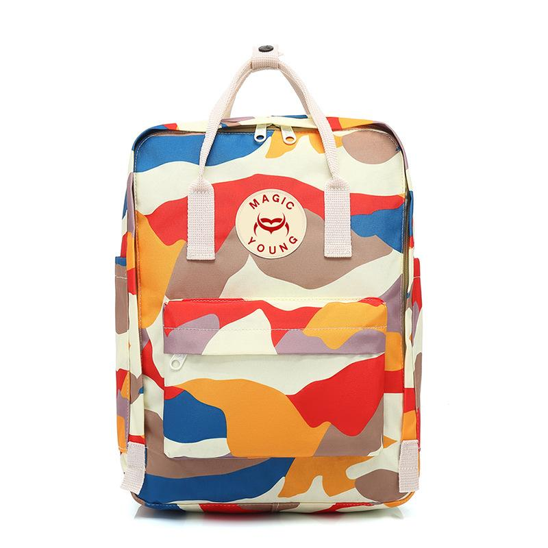 Magic Young Canvas Backpack