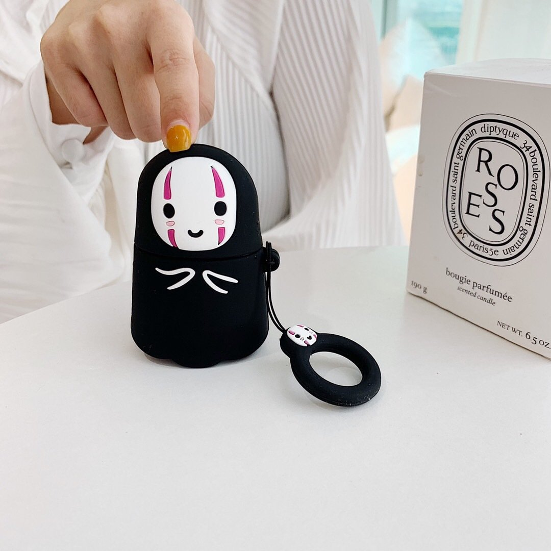 No Face AirPods Case