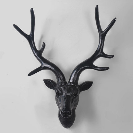 Fascinating Deer Head Craft for Wall Decoration