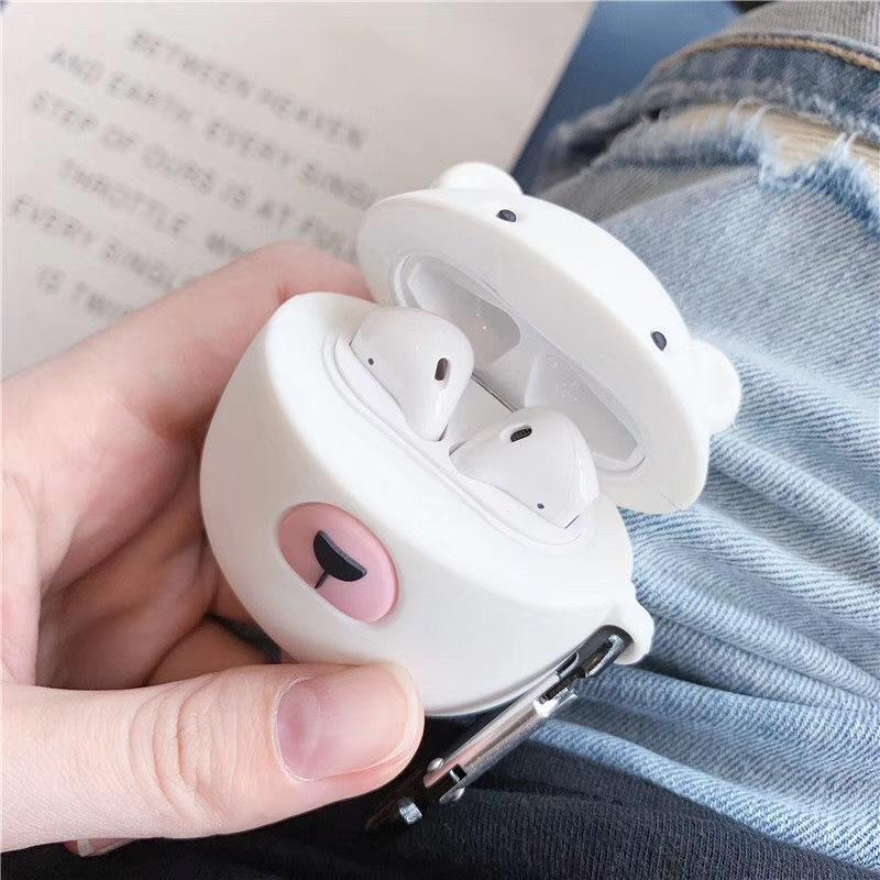 Arctic Animal Airpod Case