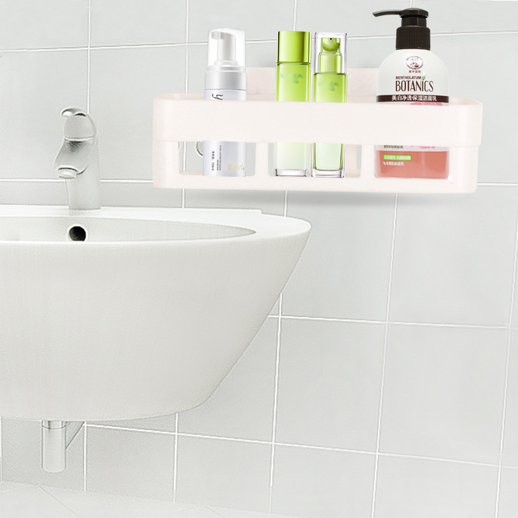 Modest and Modern Colored Racks for Toiletries
