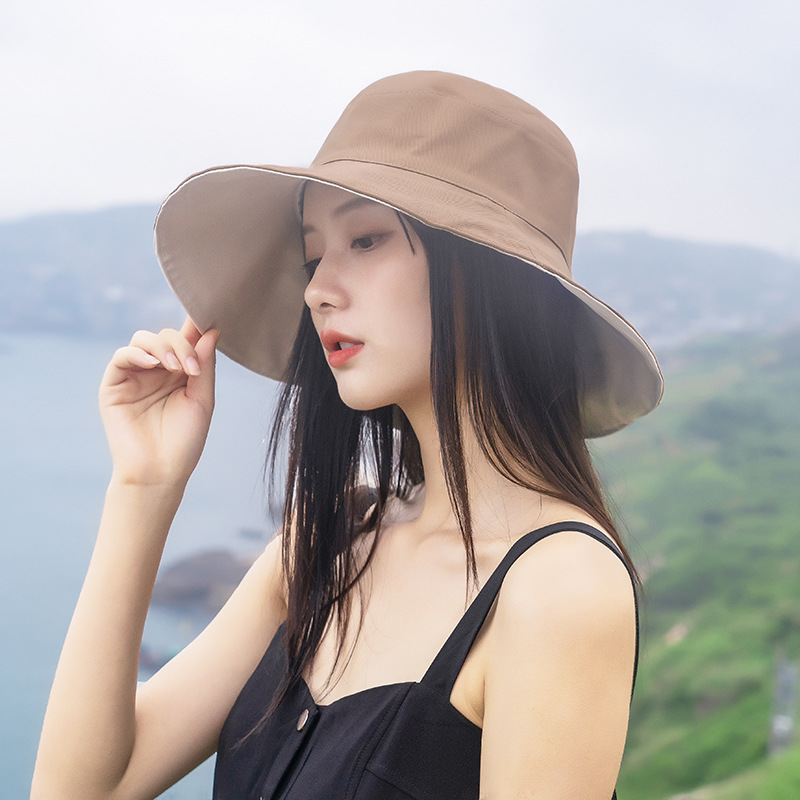 First-Class Sou'Wester Hat for Sun Protection