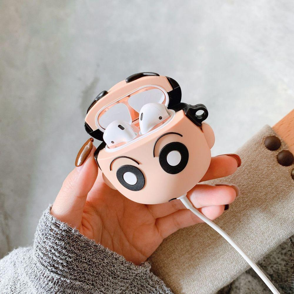 Shin Chan and Friends AirPods Case