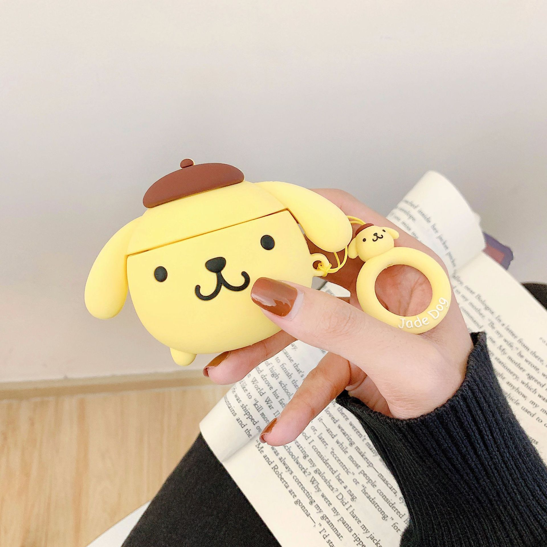 Anime Pets AirPods Case