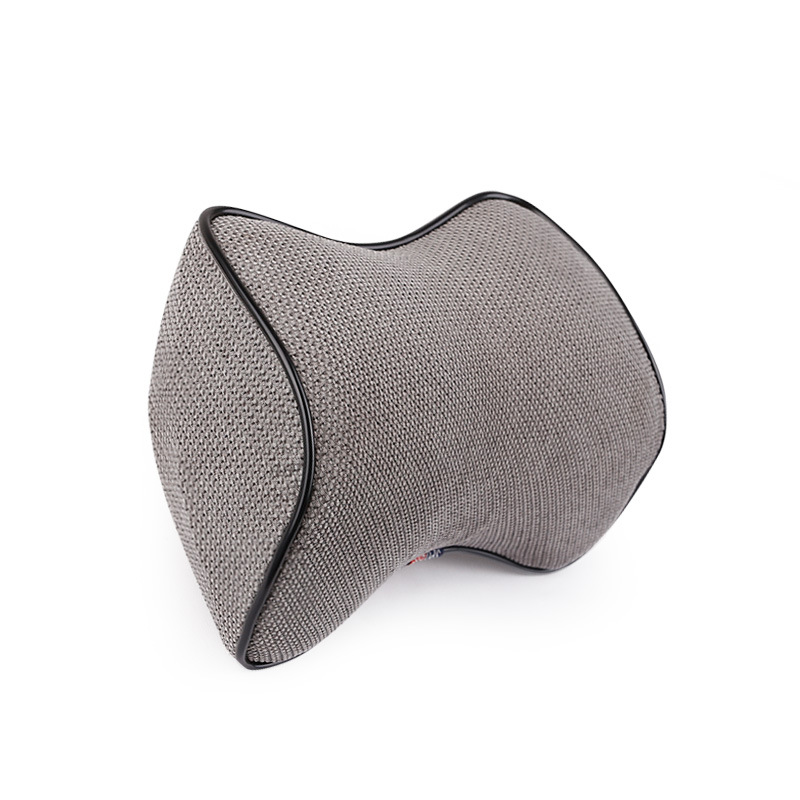 Breathable Memory Foam Neck Pillow for Comfortable Rides