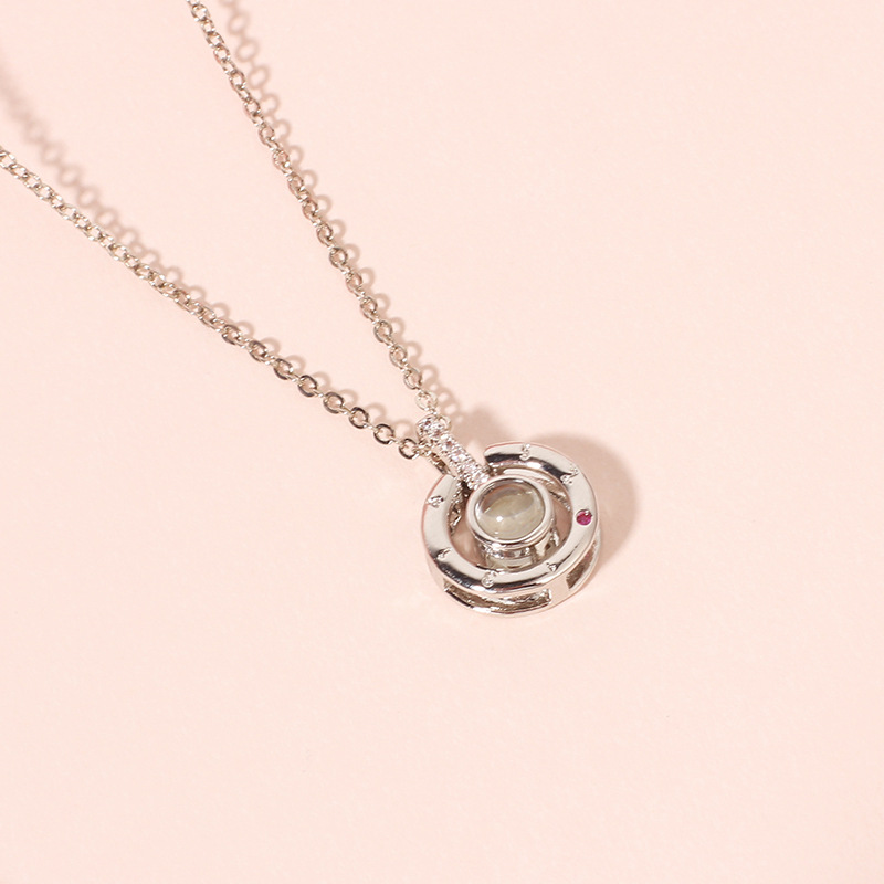 Powerful Love Projection Necklace