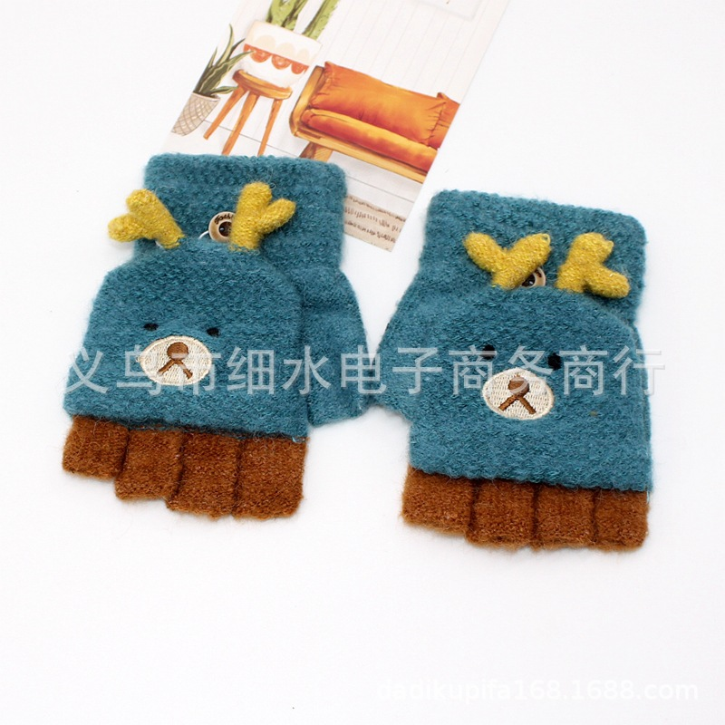 Ultra-Soft Lovely Reindeer for Kids Holiday Outfits