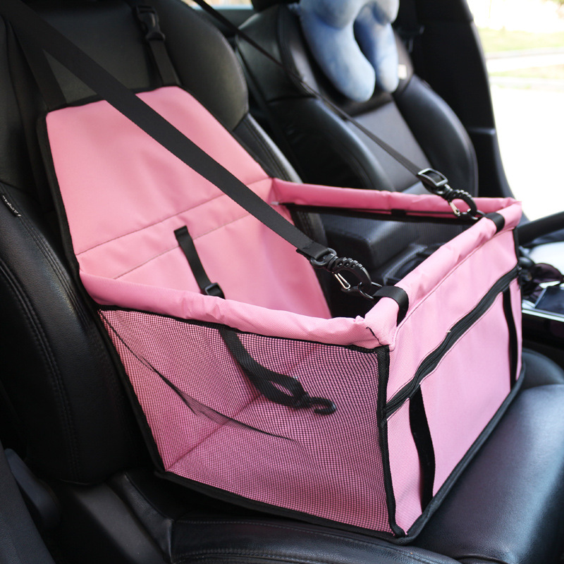 Durable Double-Layered Mat Pet Bag for Pets Car Safety Seats