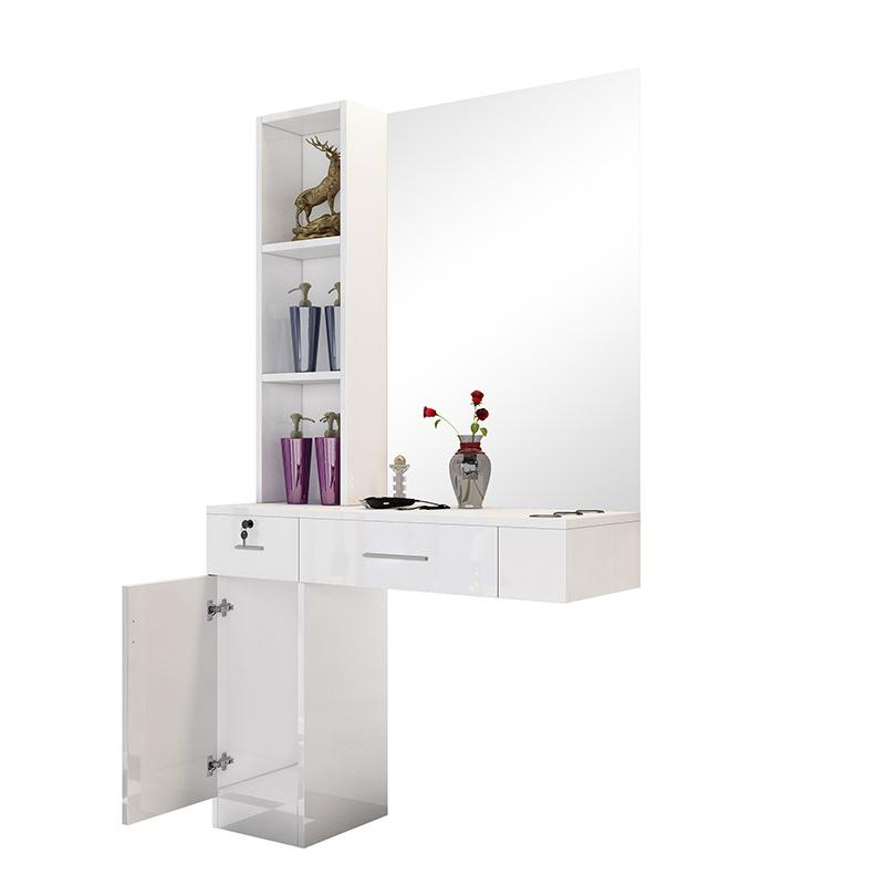Wall Mounted Beauty Salon Shelf