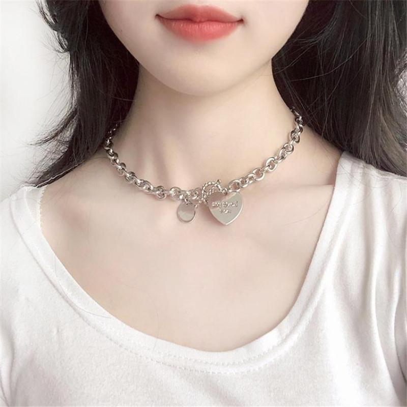 Love You Mom Chain Necklace