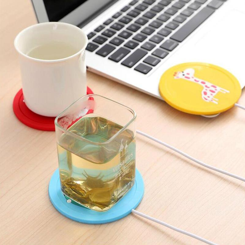 Silicone Heating Coaster