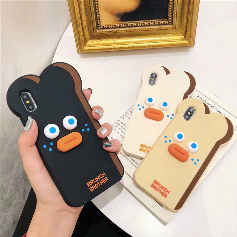 Brunch Brother Bread iPhone Case