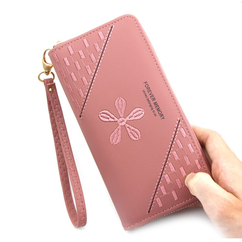 Handy and Modish Continental Wallet for Ladies' Everyday Use
