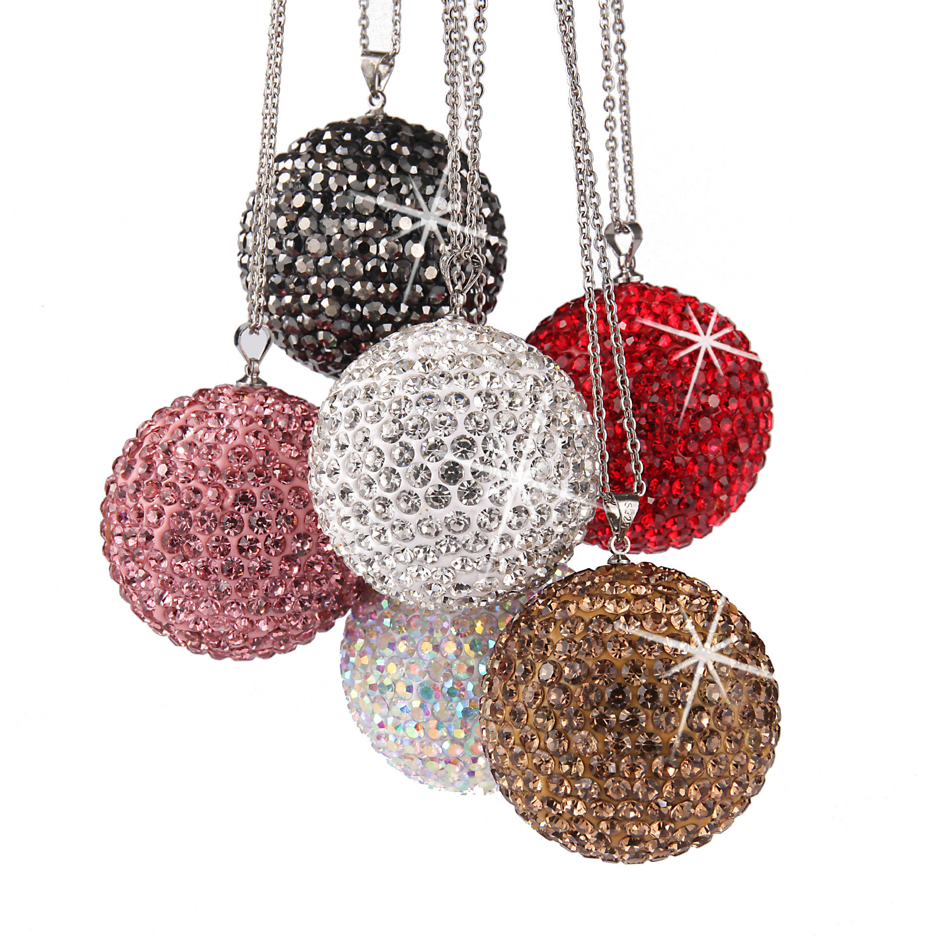 Sparkly Car Pendant for Styling Cars