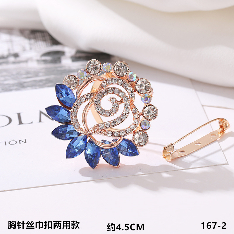 Pleasant and Nice Brooch Pin for Stylish Getup