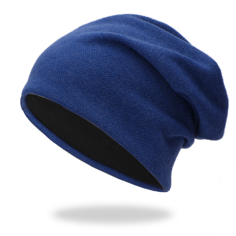 Tender Solid Color Pullover Cap for Street Fashion